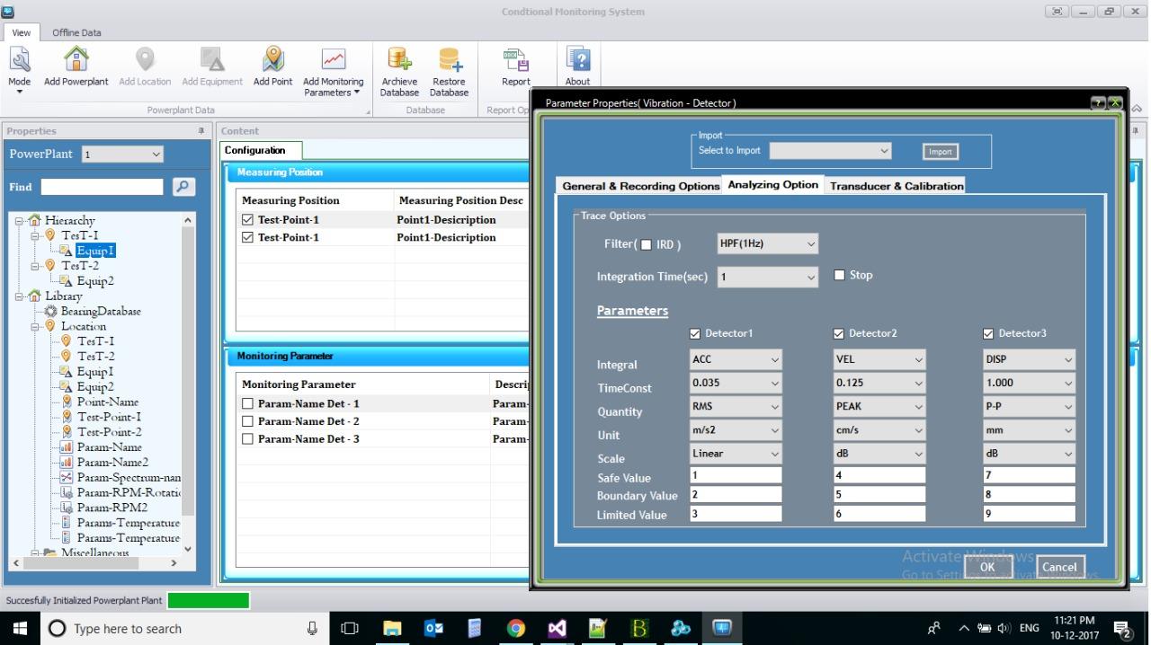 Svib Software Technologies|Vibration Meter|Vibration Analyzer
